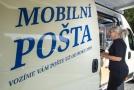 Nová služba Mobilní pošta pro lidi z venkova.