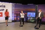 Úterní Jaromír Soukup LIVE: Diskuse s Alexandrou Udženijou, Jaroslavem Flegrem a Robinem Povšíkem