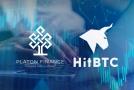 Platon Finance a HitBTC.