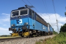 Lokomotiva ČD Cargo.