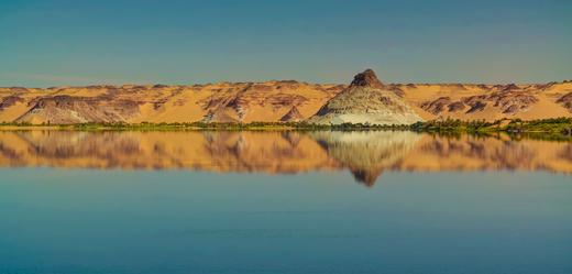 Čad stáhl žádost o zapsání Čadského jezera do seznamu UNESCO