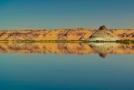 Čadské jezero.