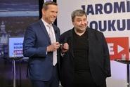 Hosty čtvrtečního Jaromír Soukup Live budou Ondřej Závodský, Luboš Xaver Veselý, Martin Netolický a Milan Hnilička