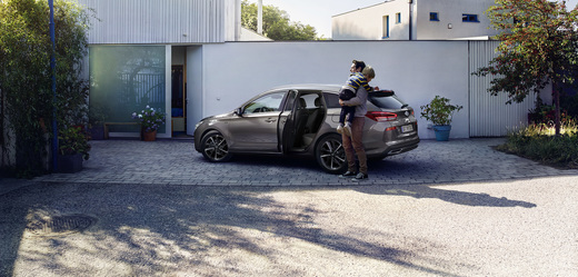 Nový rodinný vůz automobilky Hyundai.