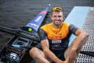 Veslař Ondřej Synek vynechá mistrovství Evropy, soustřeďuje se na olympiádu.