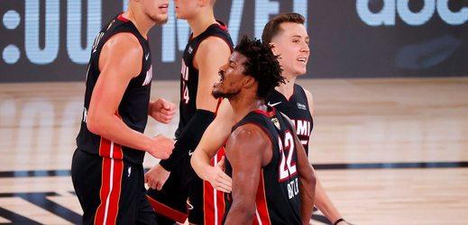 Jimmy Butler a Miami Heats ve finále.