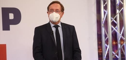 Ředitel Fakultní nemocnice Královské Vinohrady Petr Arenberger.