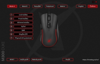 Herní myši Niceboy ORYX - vybere si každý hráč