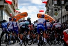 Cyklistický závod Giro d'Italia.