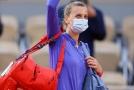 Petra Kvitová se loučí s letošní sezonou, necítí se zdravotně v pohodě.