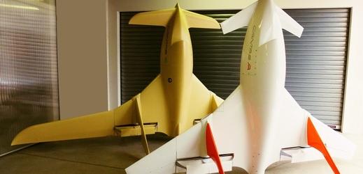 Dron CANTAS z produkce NST.