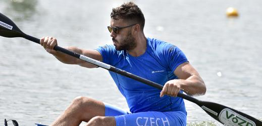 Josef Dostál zahájil přípravu na letní olympijské hry.