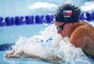 Kristýna Horská si plave pro nový český rekord.