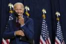 Joe Biden bojuje o prezidentský post.