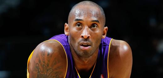 Zesnulá legenda světového basketbalu Kobe Bryant.