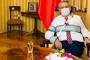 Prezident Zeman udělil milost matce pěti nezletilých dětí, prominul jí celkem pět trestů