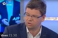 Duel Jaromíra Soukupa s europoslancem Jiřím Pospíšilem