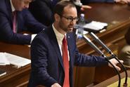 Do zítřejší Arény Jaromíra Soukupa zavítá místopředseda hnutí STAN Jan Farský
