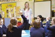 Asistenti pedagoga sehráli významnou roli při znovuotevření škol v květnu a červnu