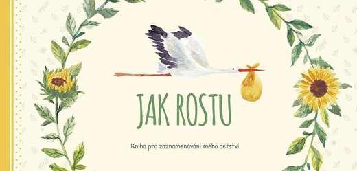 Spisovatelka Monika Kopřivová vydala knihu pro zaznamenávání dětství