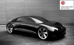 Model Hyundai Prophecy získal titul Best of the Best.