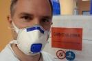 Primátor Hřib pomůže zdravotníkům jako dobrovolník.