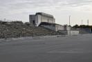 Monumentální tribuna v Norimberku.