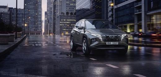 Nový model Hyundai Tucson míří na trh.