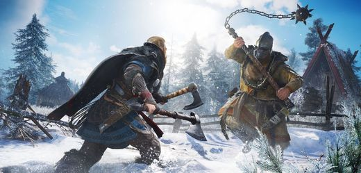 Prodejům dominuje Assassin's Creed, Call of Duty a nový Spider-man