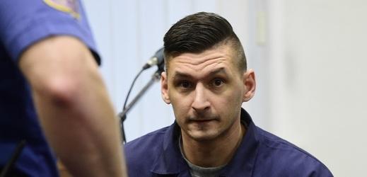 Žondra odsouzený za napadení Kvitové podal ústavní stížnost.