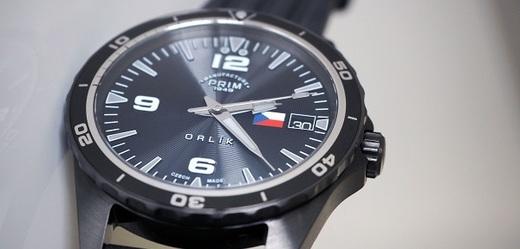 Legendární hodinky Prim Orlík v moderním hávu.