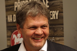 Jaroslav Machovec, ředitel Vinařského fondu