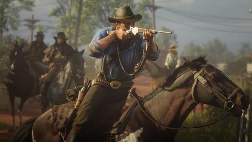 Online část Red Dead Redeption 2 bude dostupná zvlášť za nižší cenu