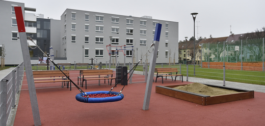 Nový bytový dům v Brně nabídne bydlení mladé i starší generaci.