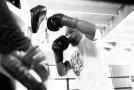 Boxerská legenda Mike Tyson.