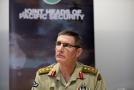 Šéf australských obranných sil Angus Campbell.