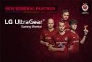 Herní monitory LG UltraGear generálním partnerem AC Sparta esports