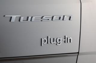 Zcela nový Hyundai Tucson Plug-in Hybrid.