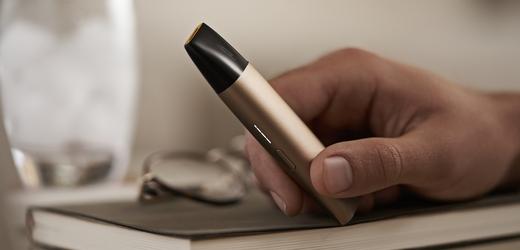 Nová elektronická cigareta bez dýmu IQOS VEEV.