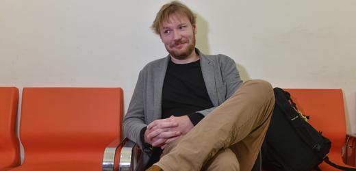 Režisér nedokončeného filmu Tomáš Krejčí.