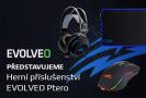 EVOLVEO Ptero – herní periferie se skvělým poměrem ceny a výbavy