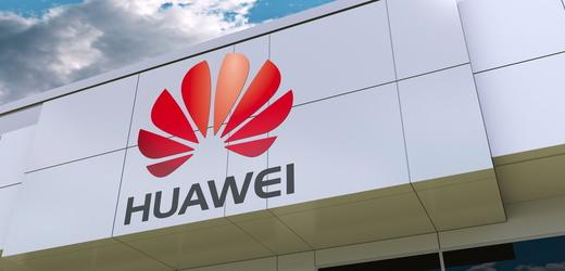 Technologická společnosti Huawei.