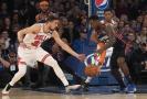 Basketbalista Tomáš Satoranský ve službách slavného Chicaga Bulls.
