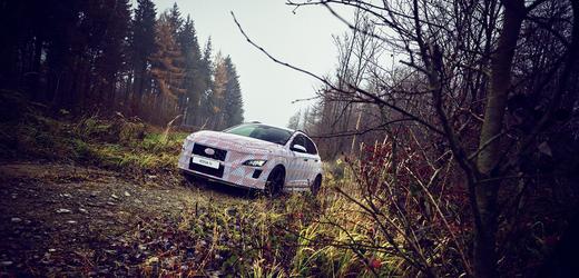 Nový model Hyundai SUV KONA N.