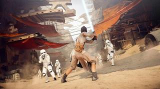 Epic rozdává Sar Wars Battlefront II zdarma