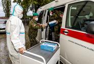 Vojáci dnes začnou pomáhat s pandemií na dalších šesti místech