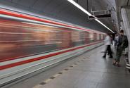 Za shození muže do kolejiště metra dostal mladík 3,5 roku vězení