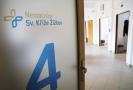 Nemocnice Svatého Kříže otevřela očkovací místo.