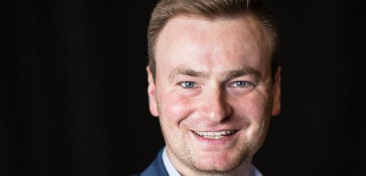 Ředitel Asociace pro akumulaci energie AKU-BAT Jan Fousek.