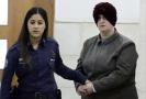 Malka Leiferová obviněná ze sexuálního zneužívání dětí.